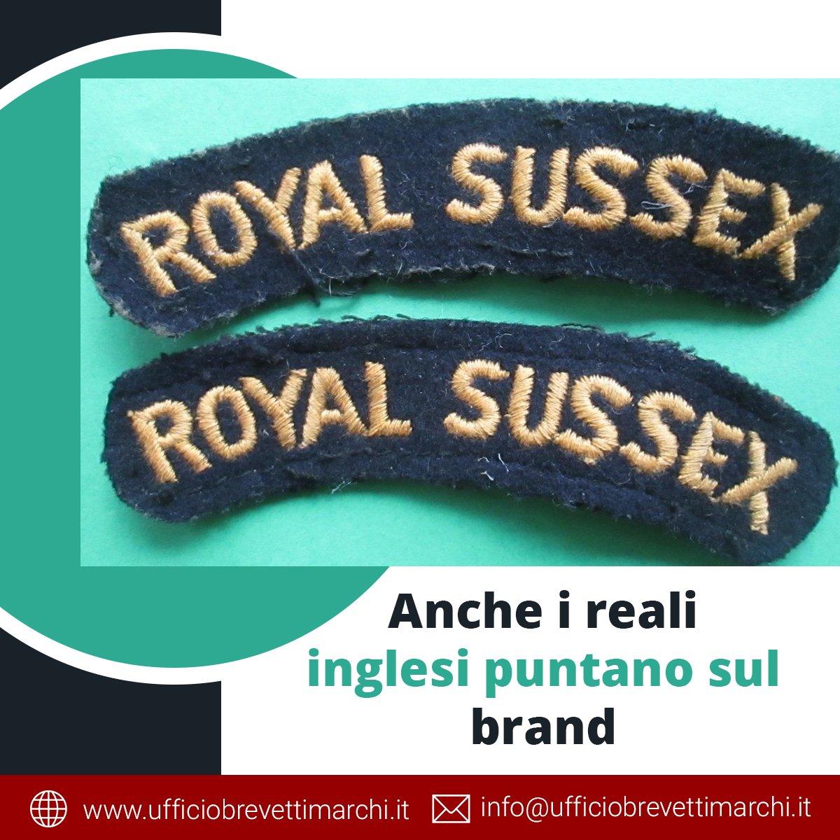 Anche i reali inglesi puntano sul brand