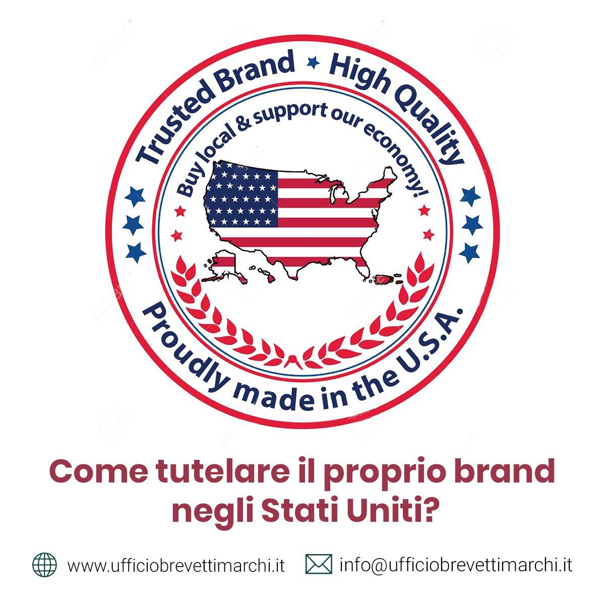 Come tutelare il proprio brand negli Stati Uniti?