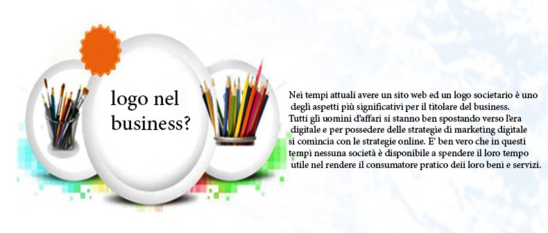 logo nel business