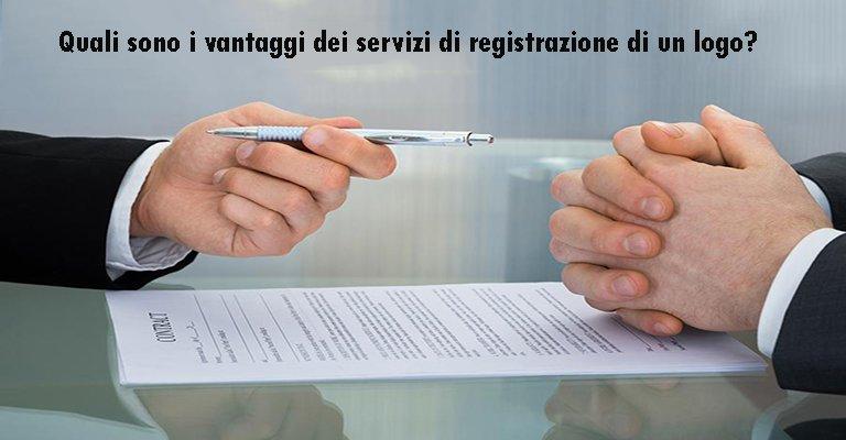 registrazione di un logo